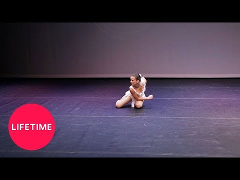 "Dance Moms: Brooke's Acro Solo - ""The Diary of Anne Frank"" (Season 2) 
