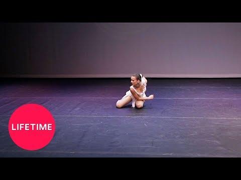 "Dance Moms: Brooke's Acro Solo - ""The Diary of Anne Frank"" (Season 2)   Lifetime"