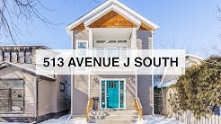 A new listing at 513 Avenue J South in Riversdale Saskatoon