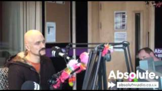 Tim Booth chats to Geoff Lloyd on Hometime