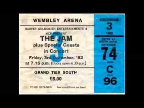 The Jam Final Tour Live Wembley 3 Dec 1982 (Pro Recorded HQ Audio Only)