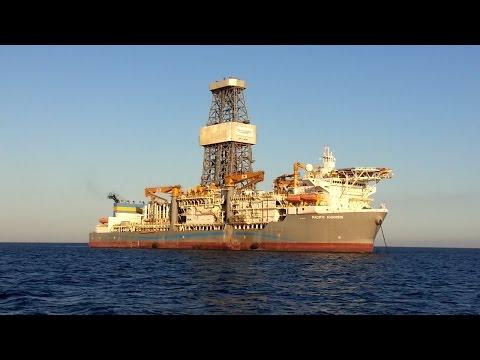 PACIFIC KHAMSIN -  UDW Drillship