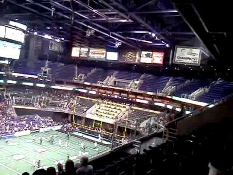 Arizona Rattlers Touchdown Cannon