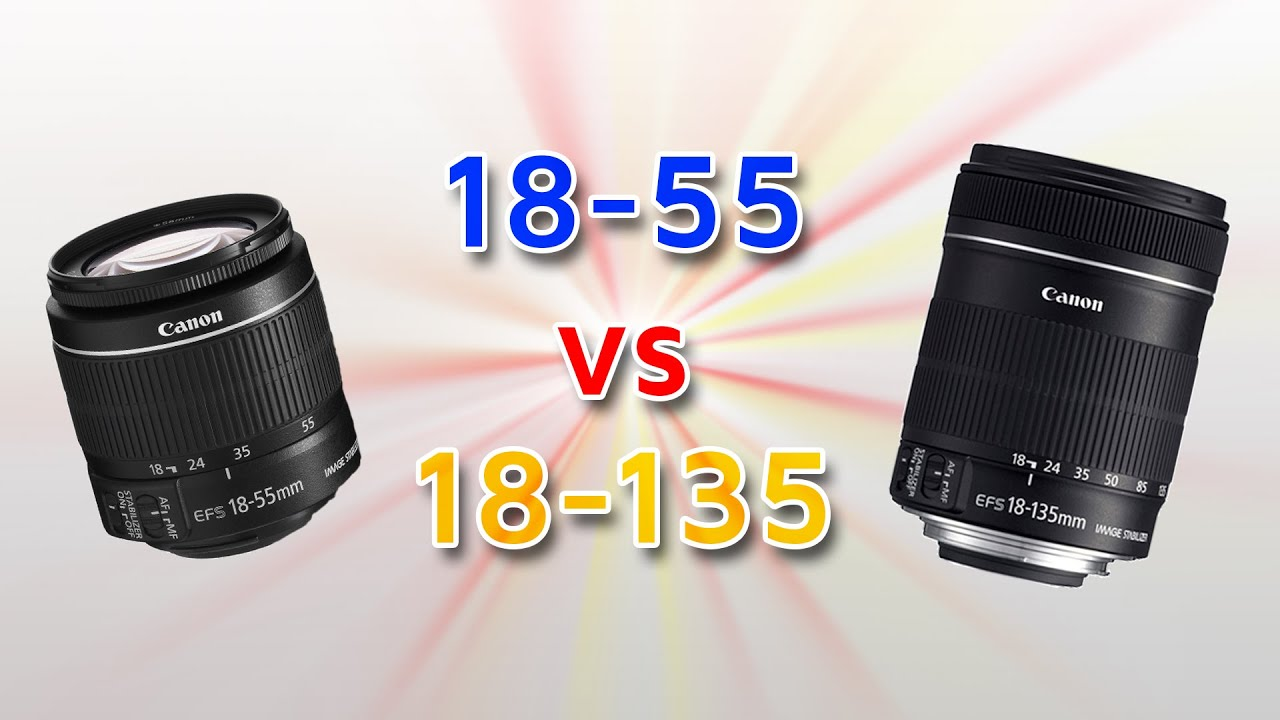 Battle Of The Kit Lenses Ef S 18 55mm Vs 135mm Which One To Get Canon Eos 700d F 35 56 Is Stm Youtube