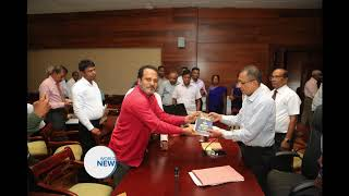 Sri Lankan Ahmadi Muslims meet Ministers