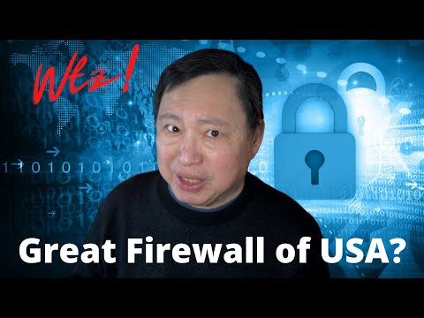 The Great Firewall of...America?