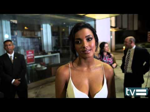 Jessica Lucas Interview - Gracepoint (FOX)