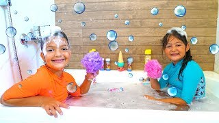Bath Song for Kids from Öykü and Masal