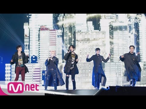 [KCON 2016 Japan×M COUNTDOWN] WINNER _ Sentimental(센치해) M COUNTDOWN 160414 EP.469