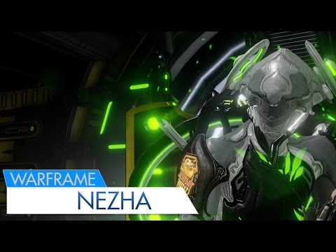 Warframe Nezha's Fiery Ring 4 Forma