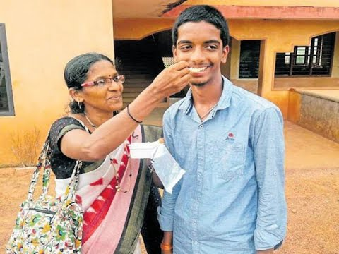 SSLC topper Poornananda: A boy from modest rural Puttur who hit headlines