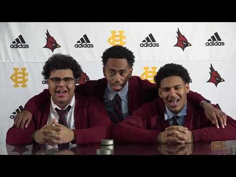 Cardinal Hayes High School Class of 2022 welcome video