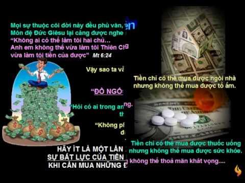 Phuc Am Chua Nhat 18c: Ai La Do Ngoc (1/8/2010)