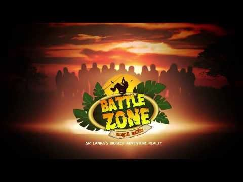 Battle Zone - Sri Lanka's Biggest Adventure Reality