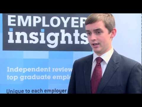 HSBC Bank employer insights: tips from a graduate