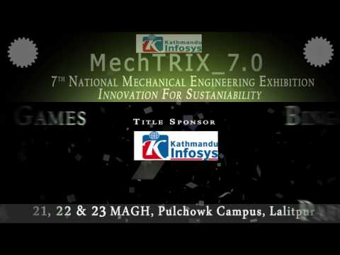 7th National Mechanical Engineering Exhibition - Promo Video