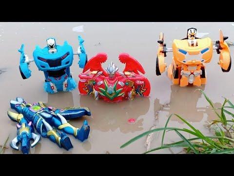 mainan tobot titan - Myhiton