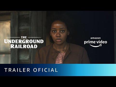 The Underground Railroad | Trailer Oficial | Amazon Prime Video