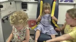 Vlog 5-28-16 Gardening, Tuba and Ambulances