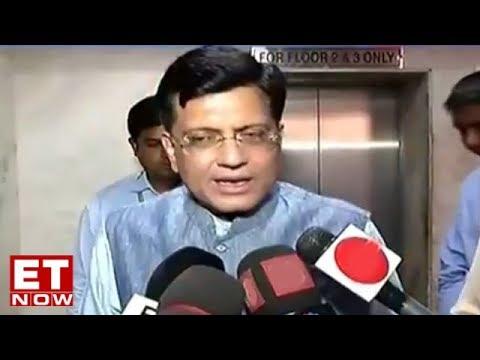 Piyush Goyal On The Rising Bad Loans