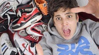 MEINE SNEAKERS + GEWINNSPIEL ! ( Airmax, Air Force, Jordans, Vans, Adidas, Nike )