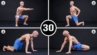 The 30-Minute Workout Everyone Can Do! (Absolute Beginner Routine)