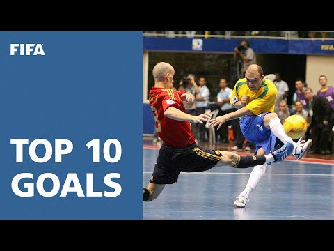 Top 10 Goals: FIFA Futsal World Cup Brazil 2008