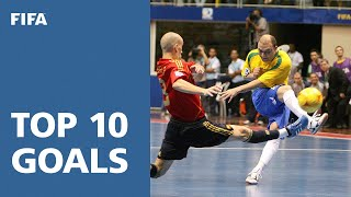 Top 10 Goals: FIFA Futsal World Cup Brazil 2008