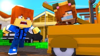 Minecraft Daycare - TINA WAS KIDNAPPED !? (Minecraft Roleplay)