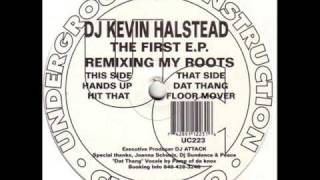 KEVIN HALSTEAD - HANDS UP -  UC # 223 - HARD HOUSE