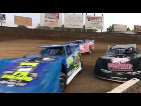 Belle-Clair Speedway Midwest Big Ten series video compilation