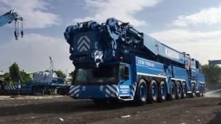 KANSON LIEBHERR LTM1750-9.1 mobile crane