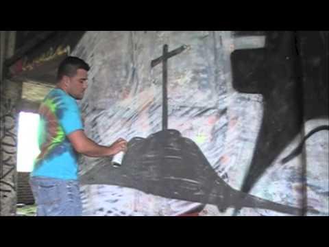 Publicity Channel: DFÉ Graffiti Art Sessions (no subtitles)