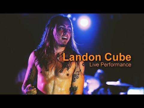 Landon Cube - 19 (Live Performance)