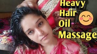 oIL MASSAGE DAUGHTER AND MOM