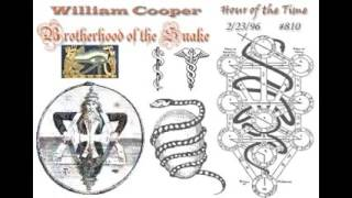 William Cooper - Brotherhood of the Snake (Full Length)
