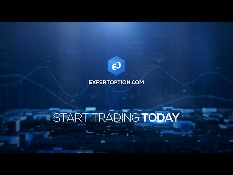 ExpertOption® Online Investments. Financial World.