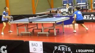 LIU Yu-Hua (Paris 13 TT) vs. BAO Di (Club Athlétique Mayennais TT) Mp3