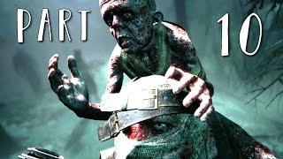 OUTLAST 2 Walkthrough Gameplay Part 10 - Crucify (Outlast II)