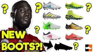 Lukaku's New Boot Deal! Nike, adidas or Puma?!
