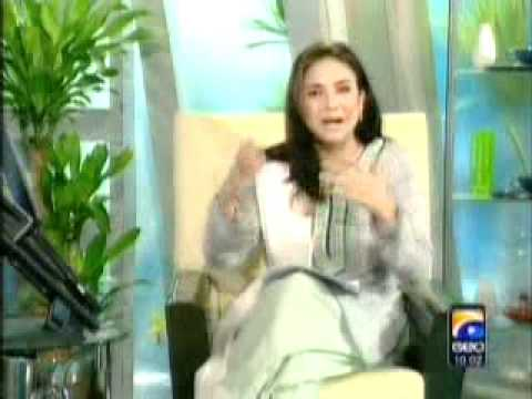 Sami Yusuf in Nadia Khan Show Part 1