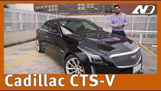 Cadillac CTS-V - Sustos que dan gusto