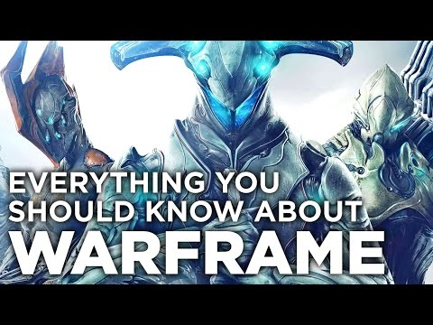 Everything You Should Know About Warframe