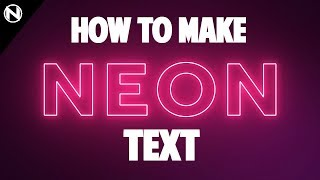 How to make neon text videos / Page 2 / InfiniTube