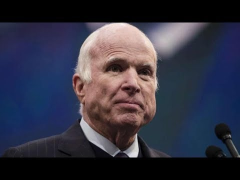 Watch Live: John McCain, military hero & prominent Republican: Dead at 81