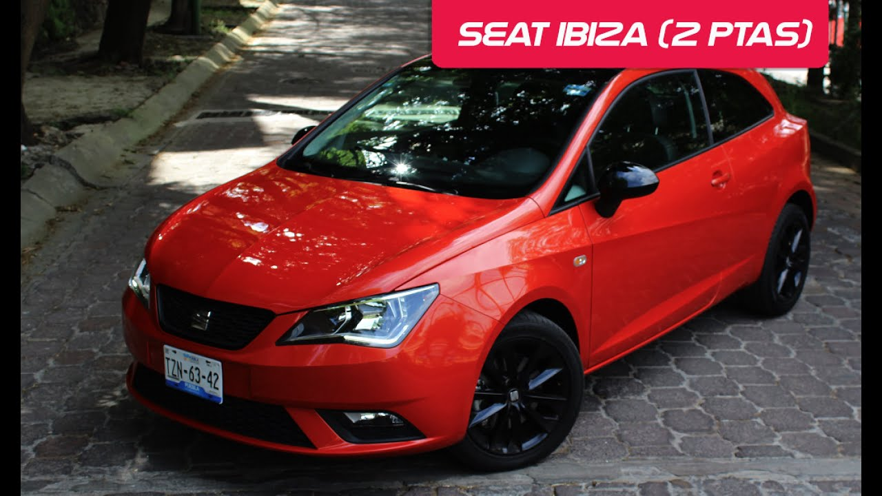 seat ibiza style a prueba carman a youtube. Black Bedroom Furniture Sets. Home Design Ideas