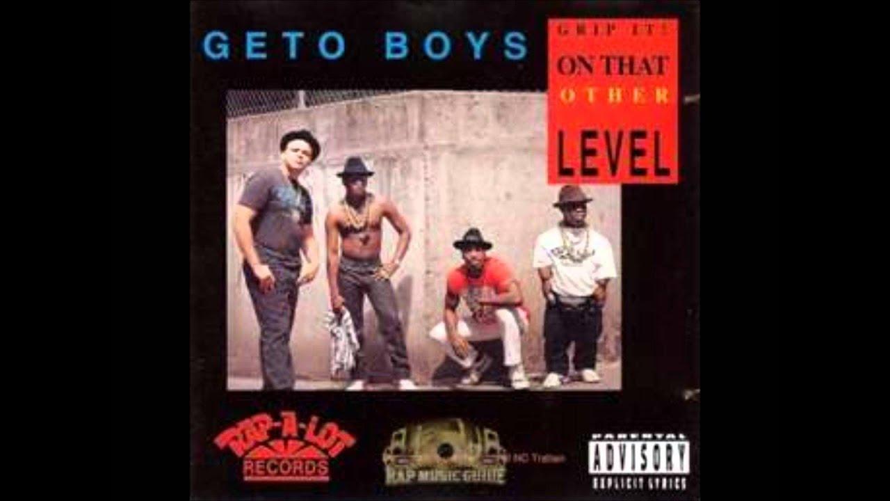 Geto Boys - Talkin' Loud Ain't  Sayin' Nothin'