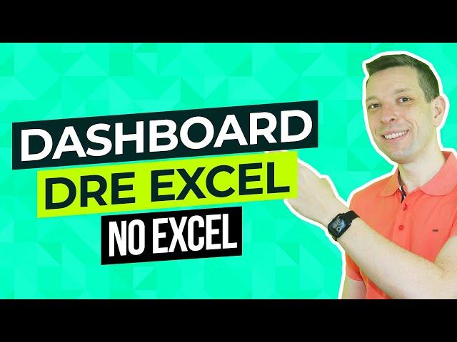 Dashboard DRE em Excel