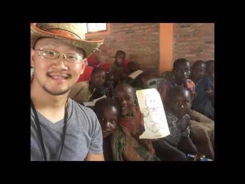 Luke and Erica Burundi Trip 2016