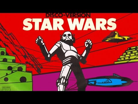 Préférence Star Wars Main Theme (by John Williams) - Galaxy 42 - Disco  QG23